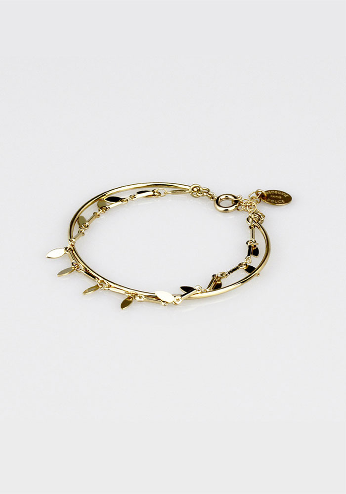 Garrigue bangle