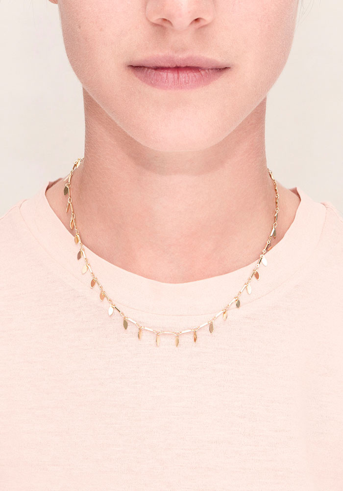 Collier Garrigue small