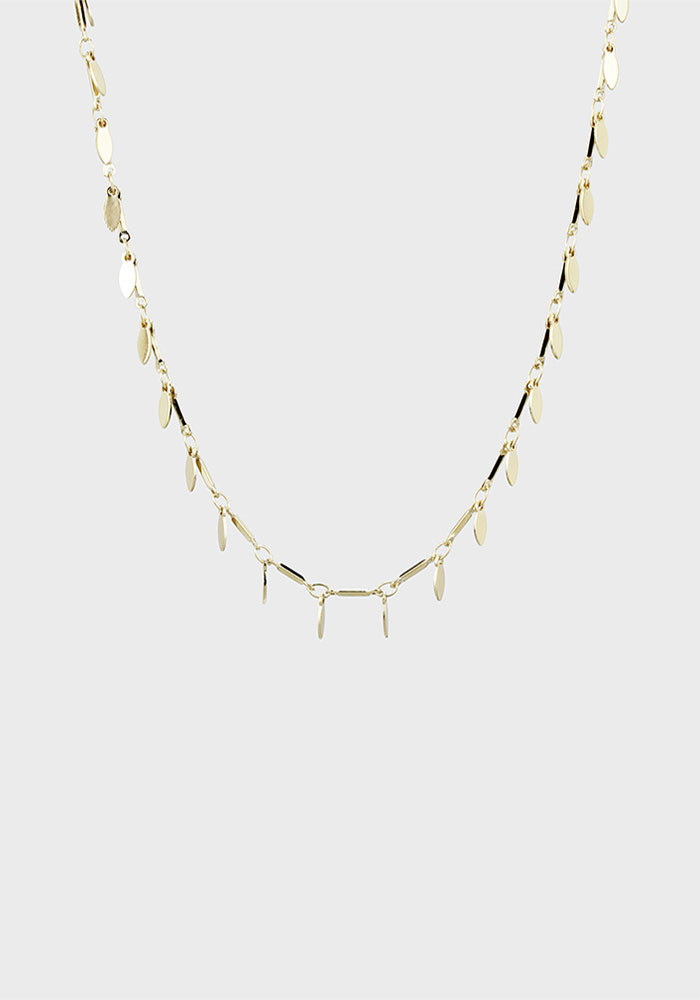 Garrigue small necklace