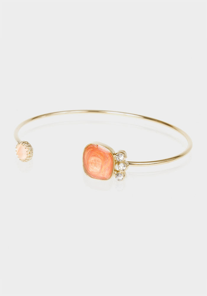 Quartz bangle small