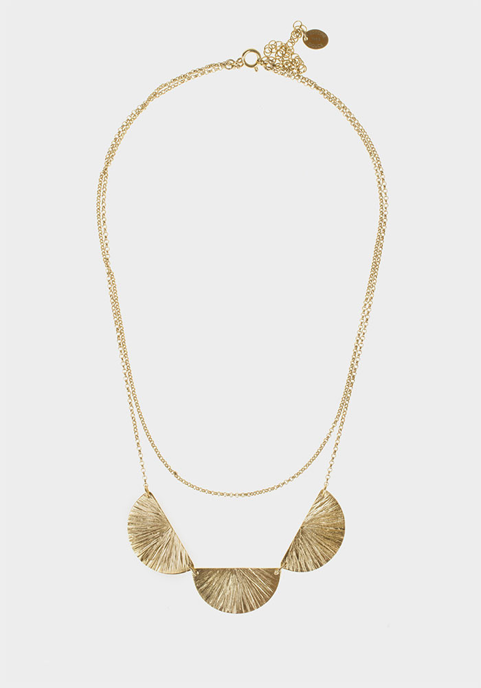 Rivoli necklace maxi
