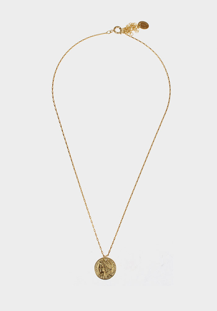 Sparte necklace small