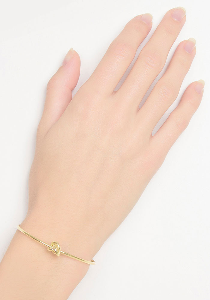 Upsilon bangle small