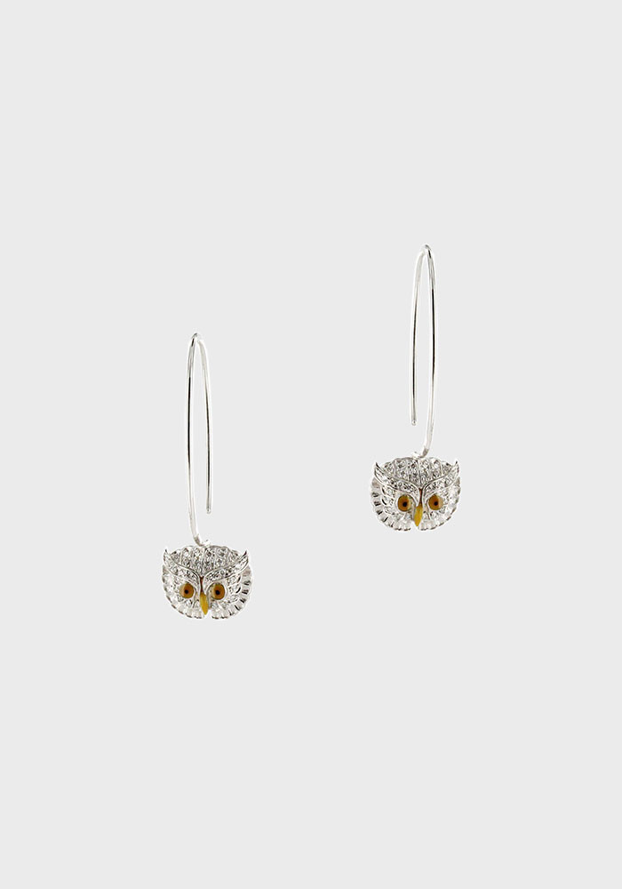 Grand Duc earrings