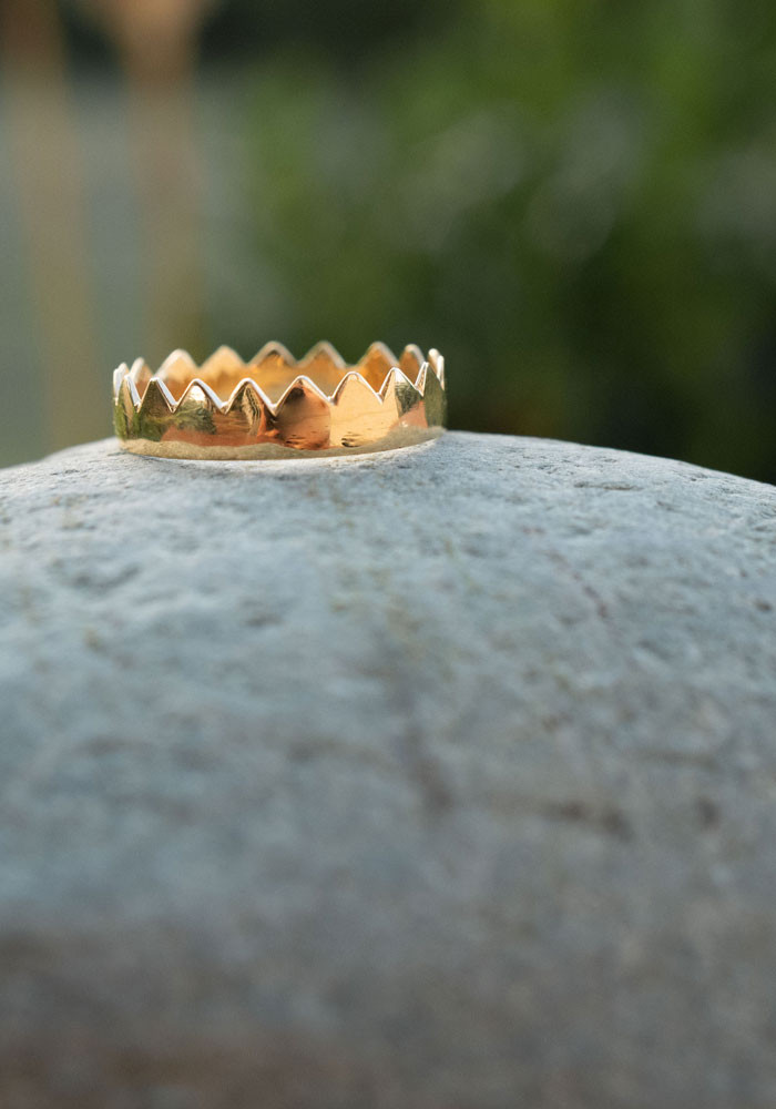 Couronne ring