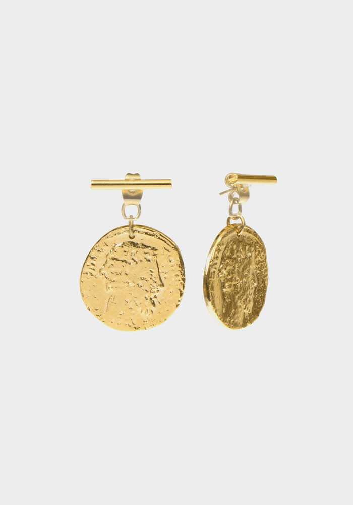 William earrings small