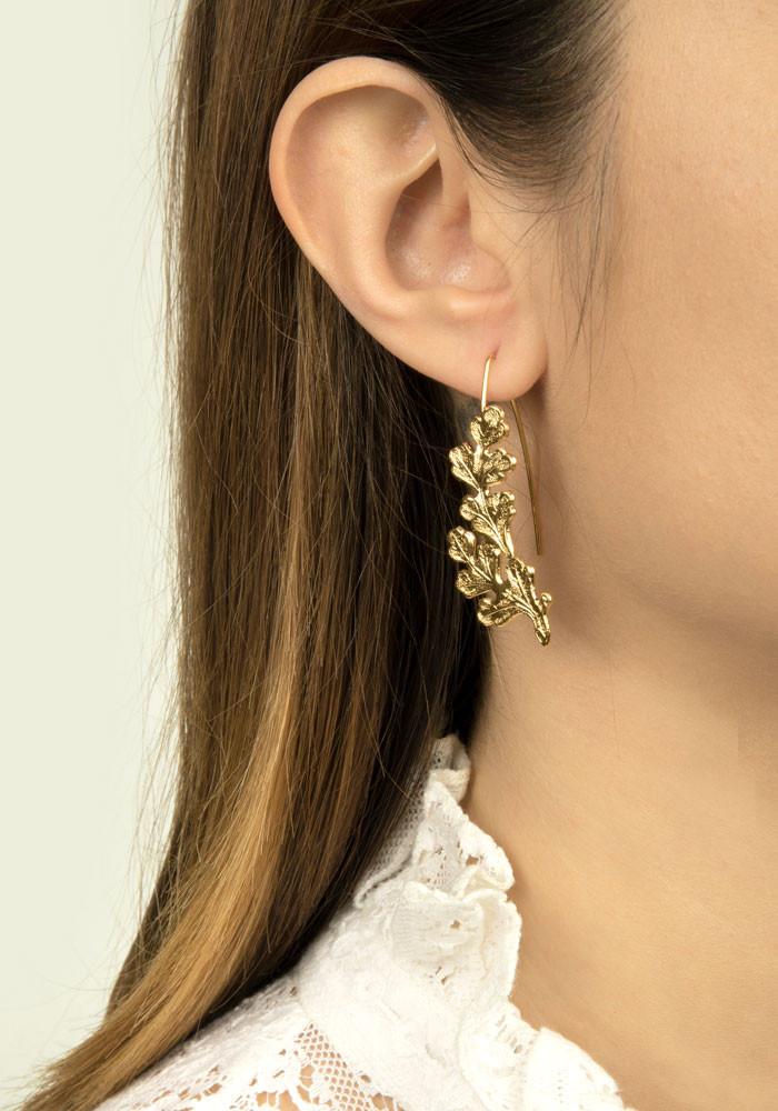 Boucles d'oreilles Windsor medium