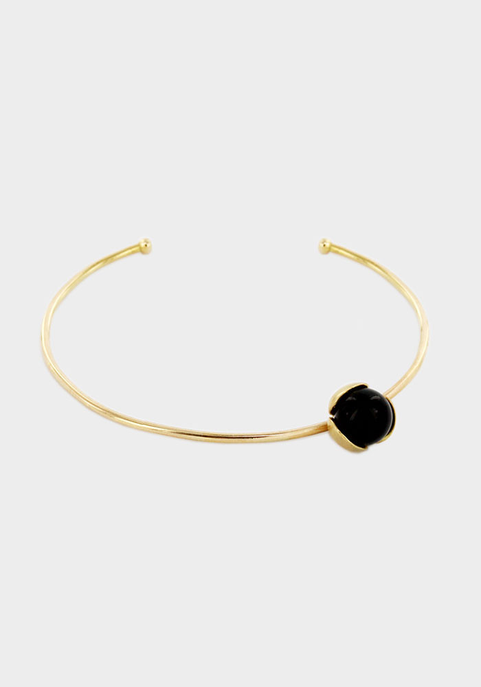 Noisette bangle Spinelle
