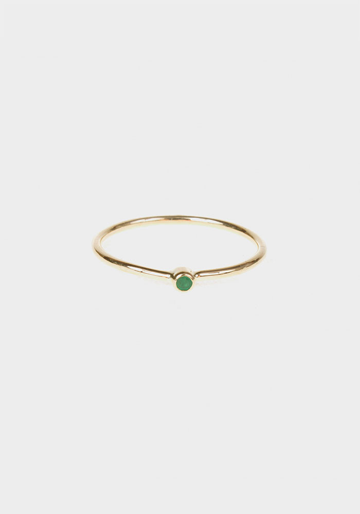 If ring emerald